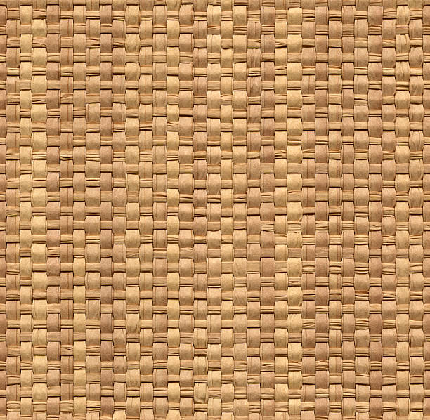Seamless yellow wicker background High resolution seamless wicker texture wicker stock pictures, royalty-free photos & images