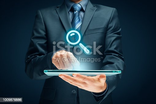 istock Search and SEO concepts 1009876886
