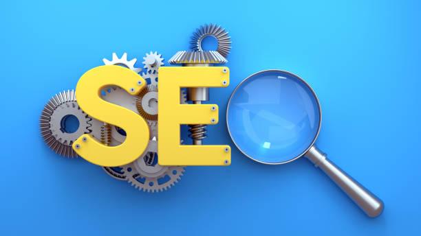 concepto de optimización de motores de búsqueda (seo) - seo fotografías e imágenes de stock
