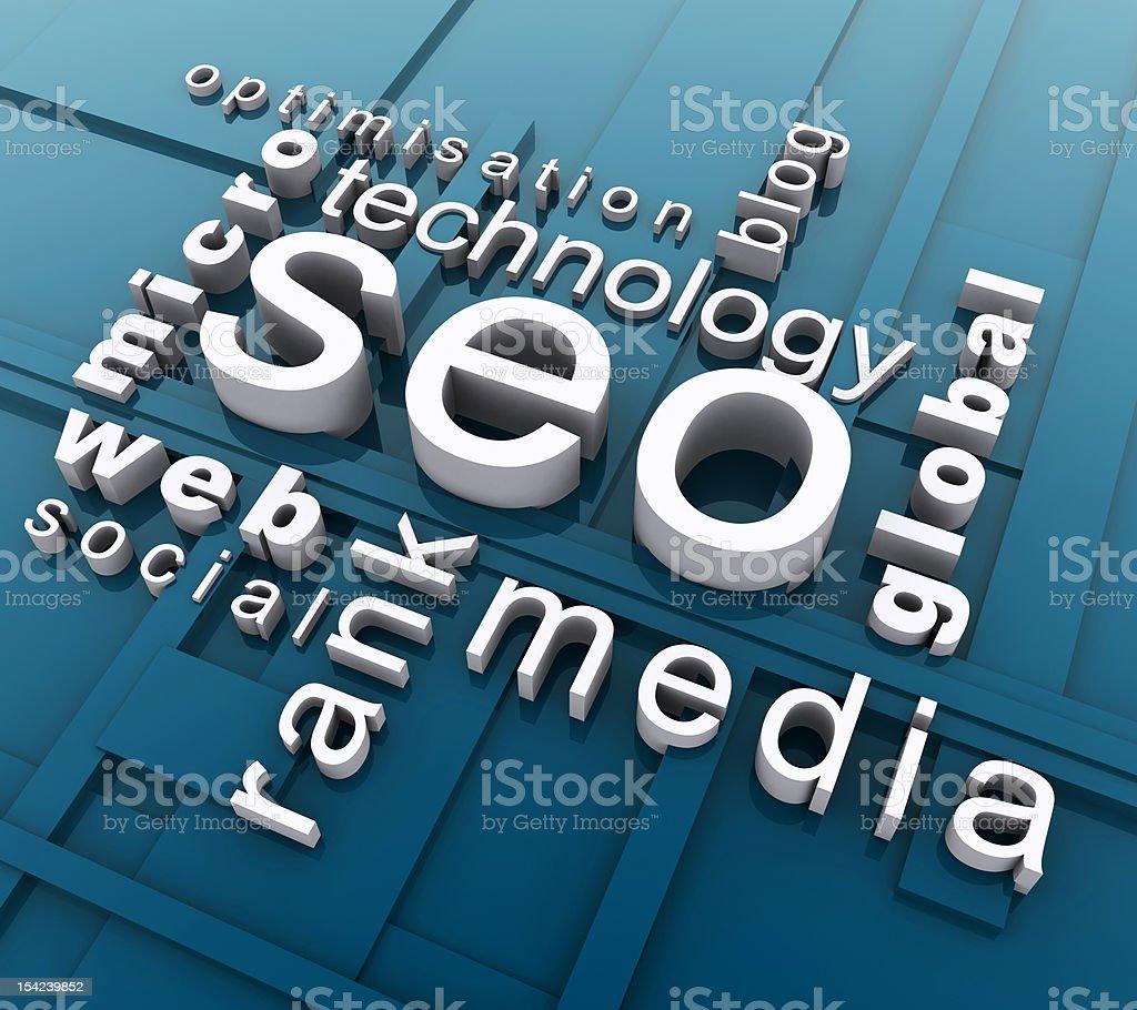 SEO search engine optimization royalty-free stock photo