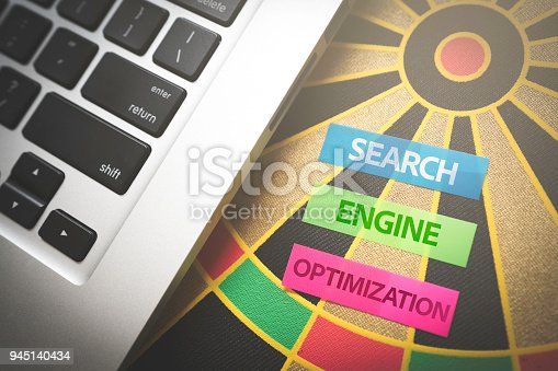 1132786150 istock photo SEO - Search Engine Optimization 945140434