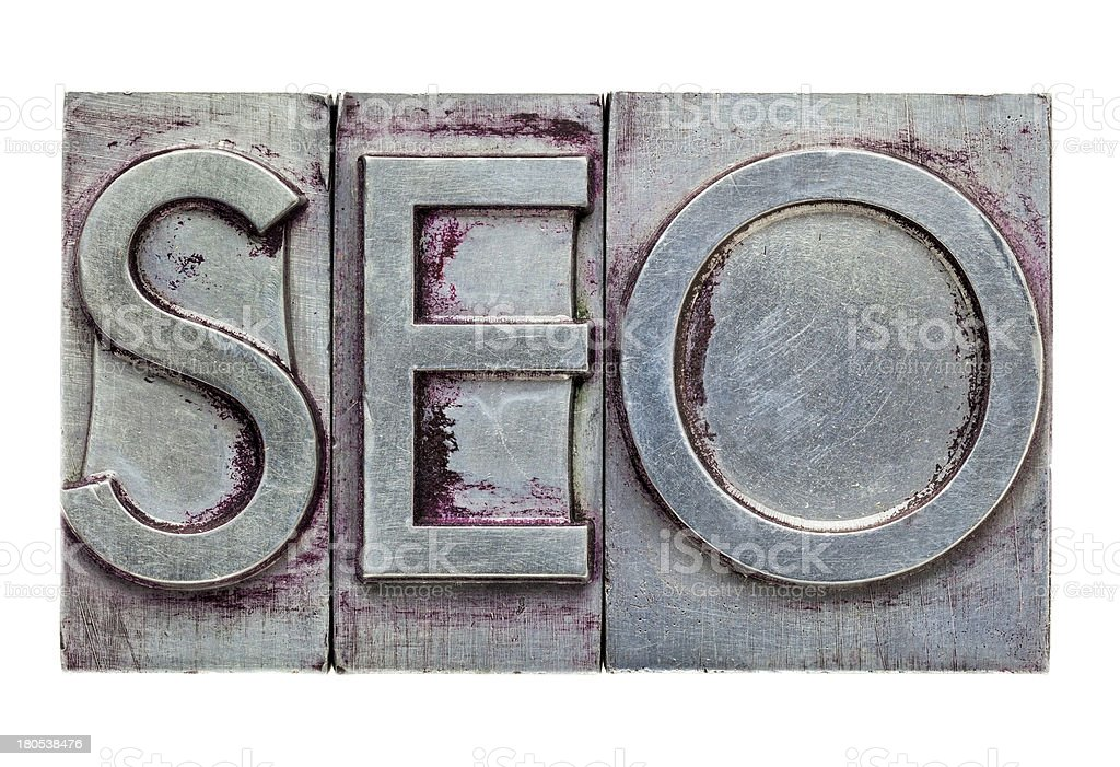 search engine optimization) -SEO royalty-free stock photo