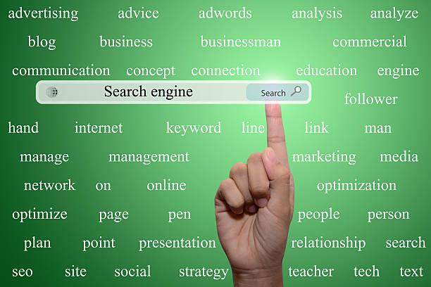 Silnika wyszukiwania – zdjęcie
