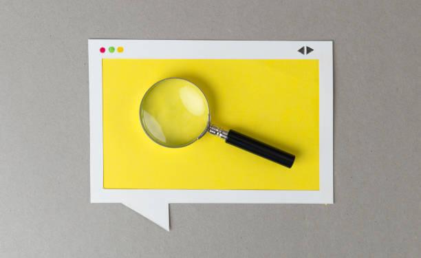 motor de búsqueda - seo fotografías e imágenes de stock