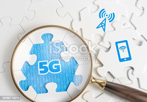 istock Search For 5G Network 926671874