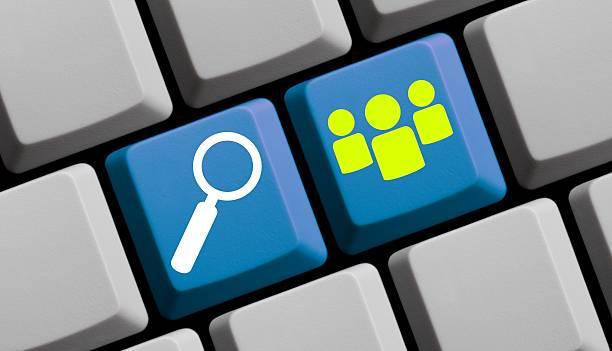 Suche nach Personen online – Foto