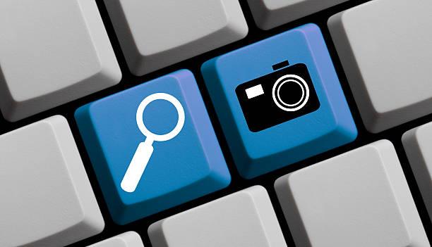 suchen sie nach fotos online - tastatur bilder stock-fotos und bilder