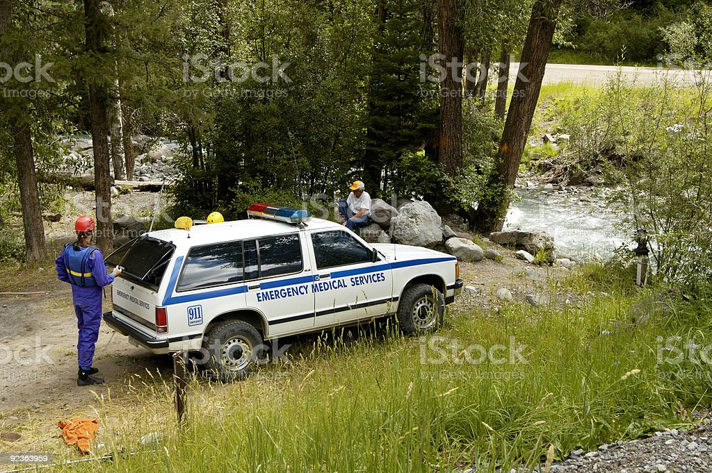 Search & Rescue 5 royalty-free stock photo