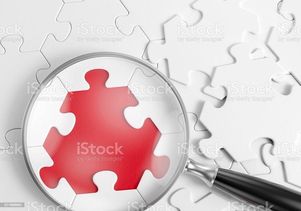 Buscar algo-gráfica de plantilla - foto de stock