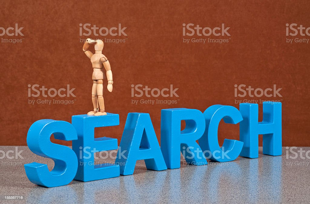 Search - Wooden Mannequin demonstrating this word stock photo