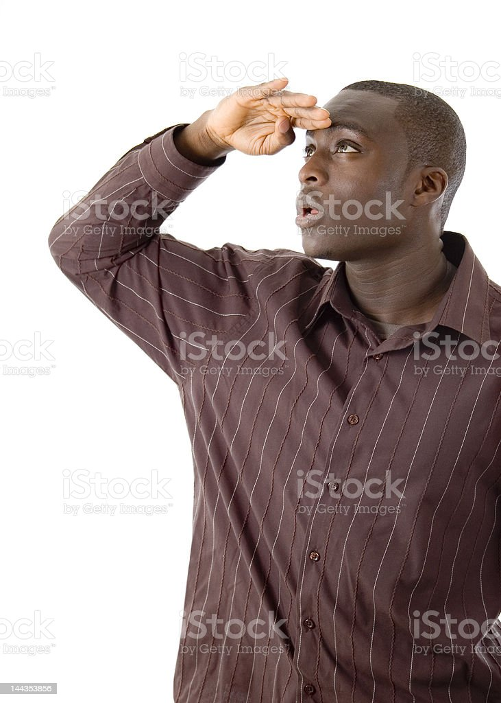 Searching Again royalty-free stock photo