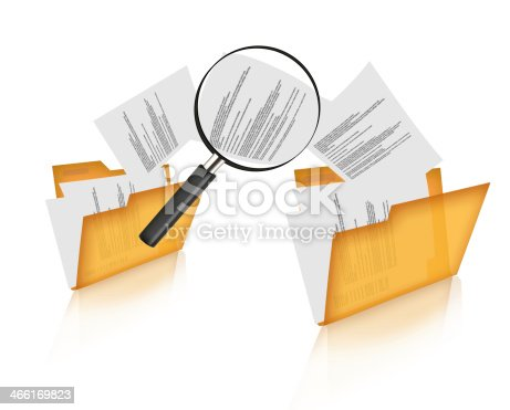 462138083 istock photo Searching documents concepts 466169823