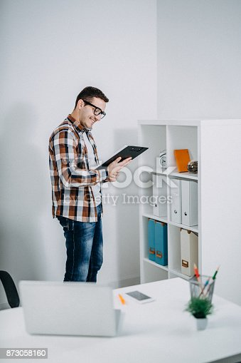 535191355istockphoto Searching for a folder and a document 873058160