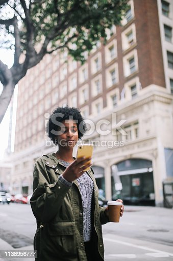 istock searching for a taxi in downtown Los Angeles 1138956777