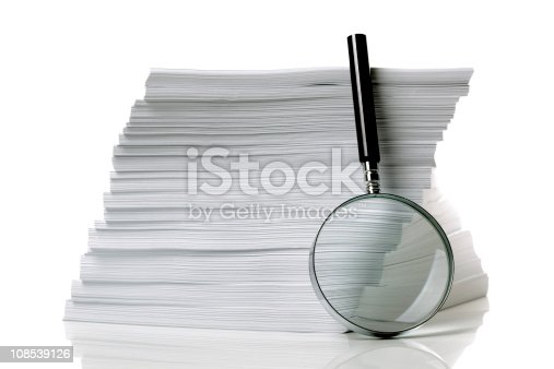468153365 istock photo Searching for document 108539126