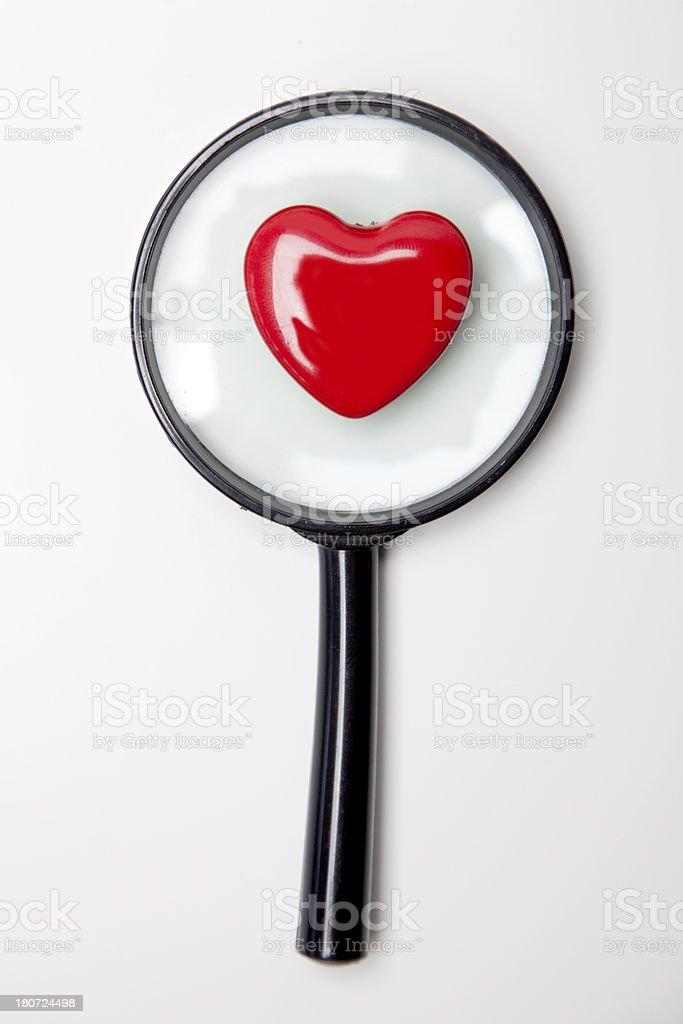 À procura de amor - foto de acervo