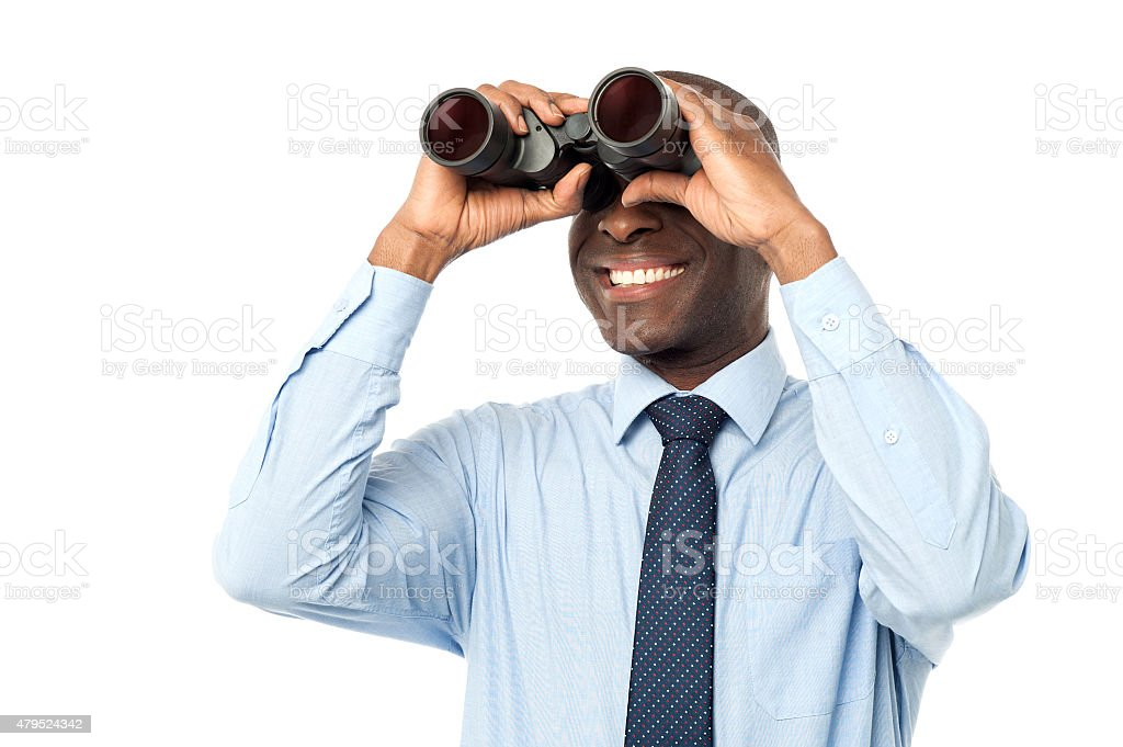 Searching for new career. - Royalty-free 2015 Stock Photo