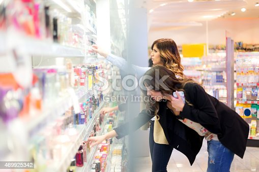 istock Searching for perfect scent 469925342