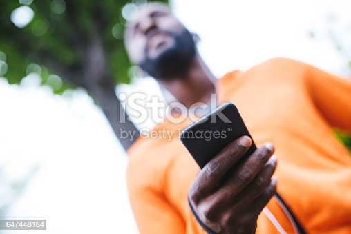 istock Searching for right track 647448184