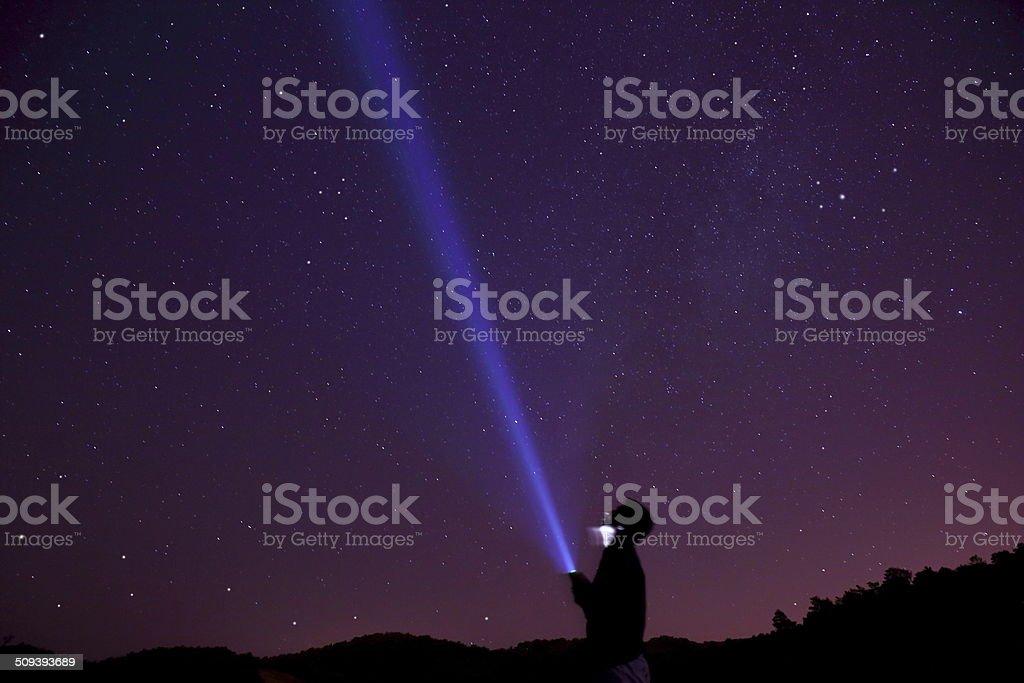 Suche nach den Sternen – Foto