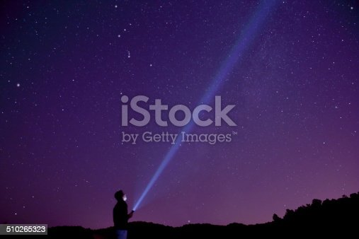istock Searching the Stars 510265323