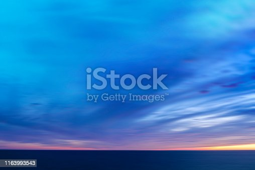 825992650 istock photo Seascape background blurred motion 1163993543