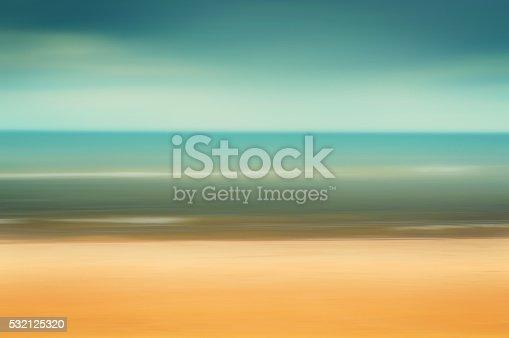 528963376 istock photo Seascape background blurred motion 532125320