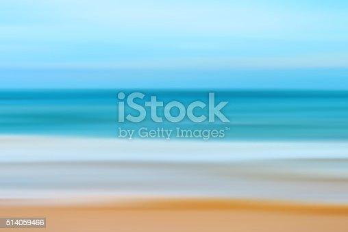 istock seascape background blurred motion,defocused sea. 514059466