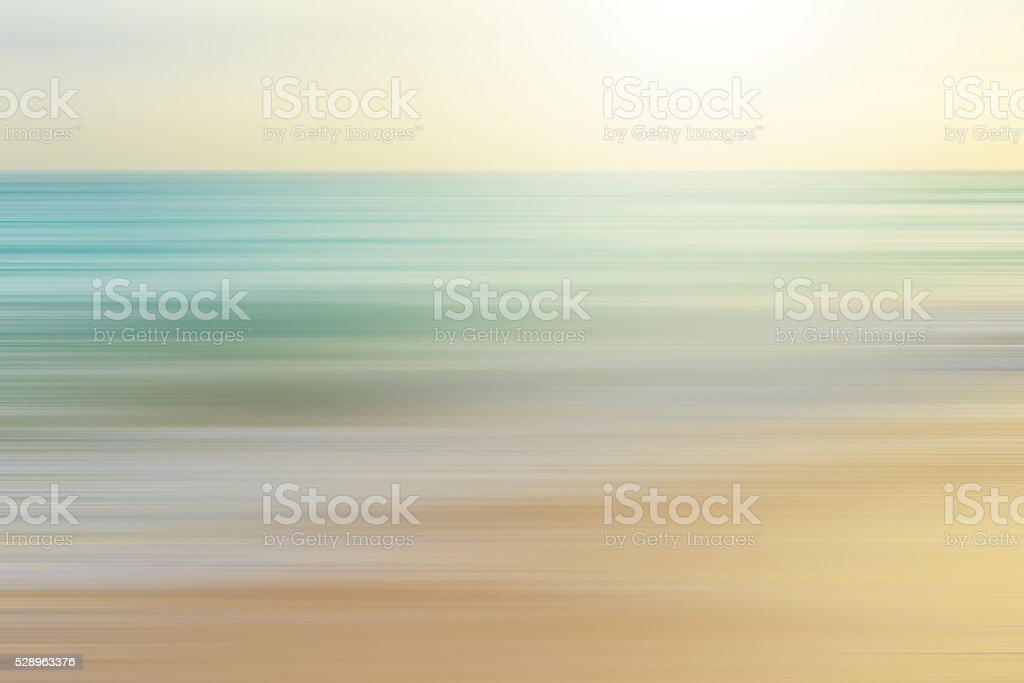 seascape background blurred motion,defocused sea.​​​ foto