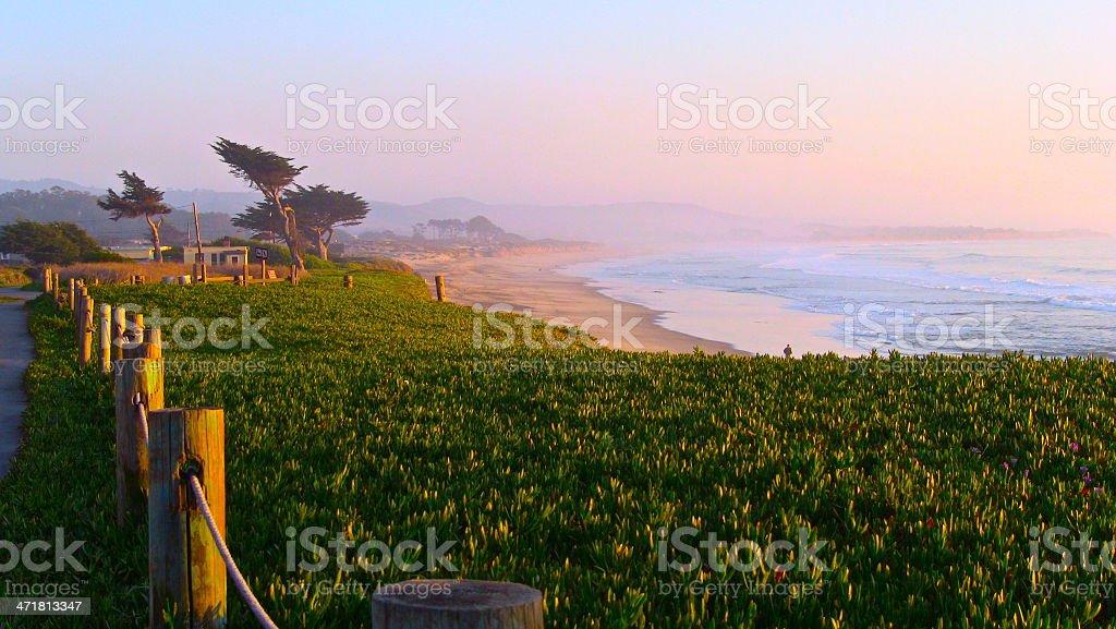 Seascape Colors stock photo