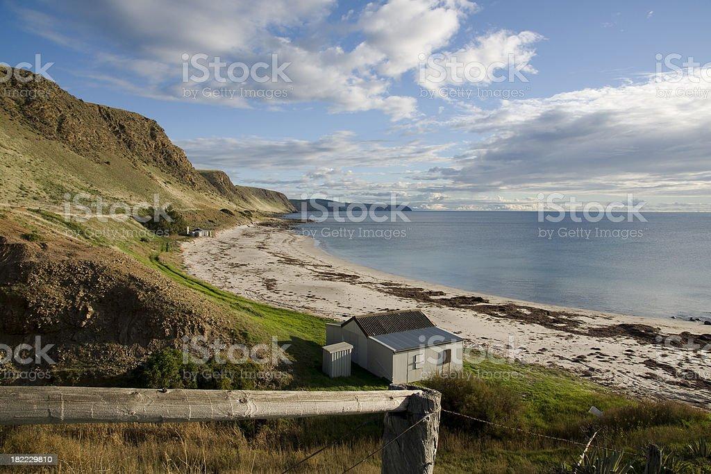 Seascape - Fleurieu Peninsula stock photo