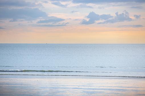 Seascape of Koh Phayam island, Ranong, Thailand.