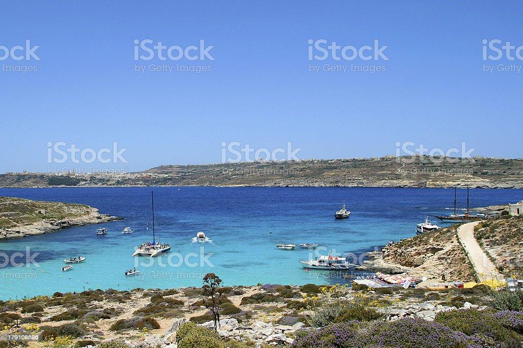 Seaside holidays royalty-free stock photo