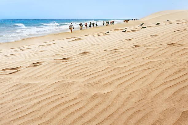 Playa de Maspalomas. Gran Canaria. Islas canarias - foto de stock