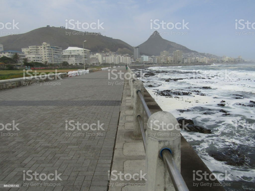 Seaside royalty-free stock photo