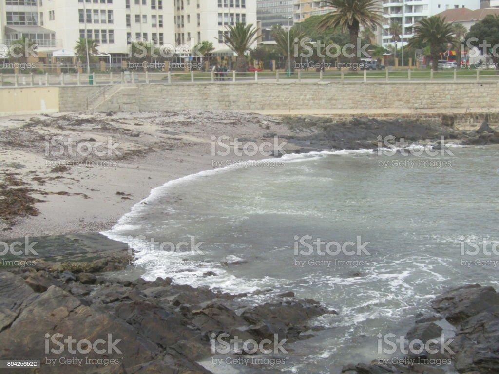 Seaside royalty-free stock photo