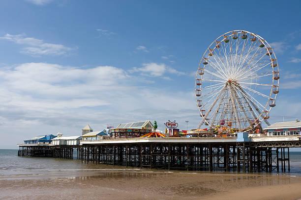 Am pier von Blackpool – Foto