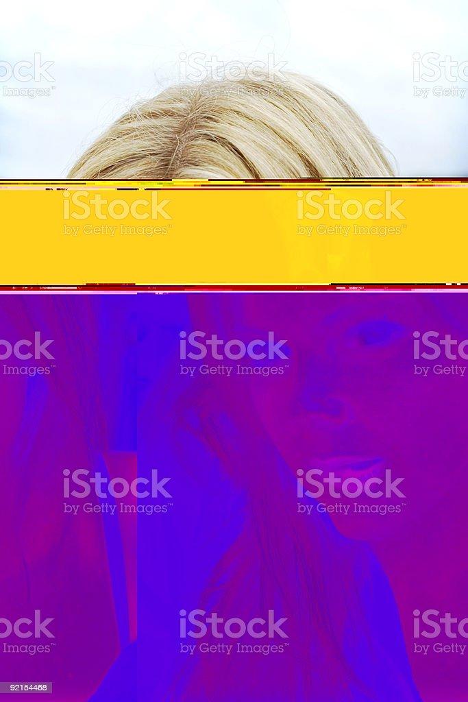 Seaside Portraits royalty-free stock photo