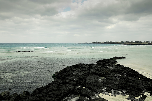 Seaside scenery, 제주도