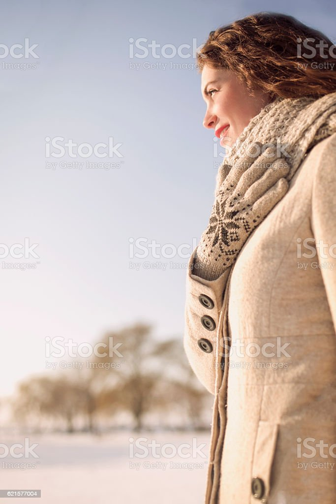 Season Of White photo libre de droits