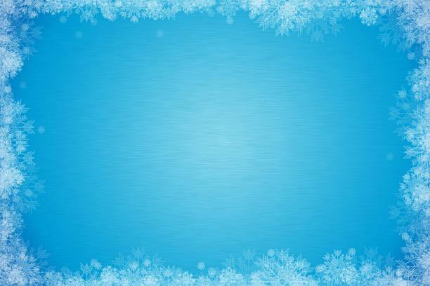 Seasonal 02 (Snowflakes) stock photo