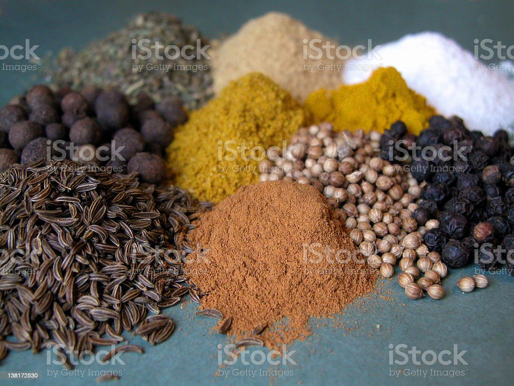 seasoning royalty-free stock photo