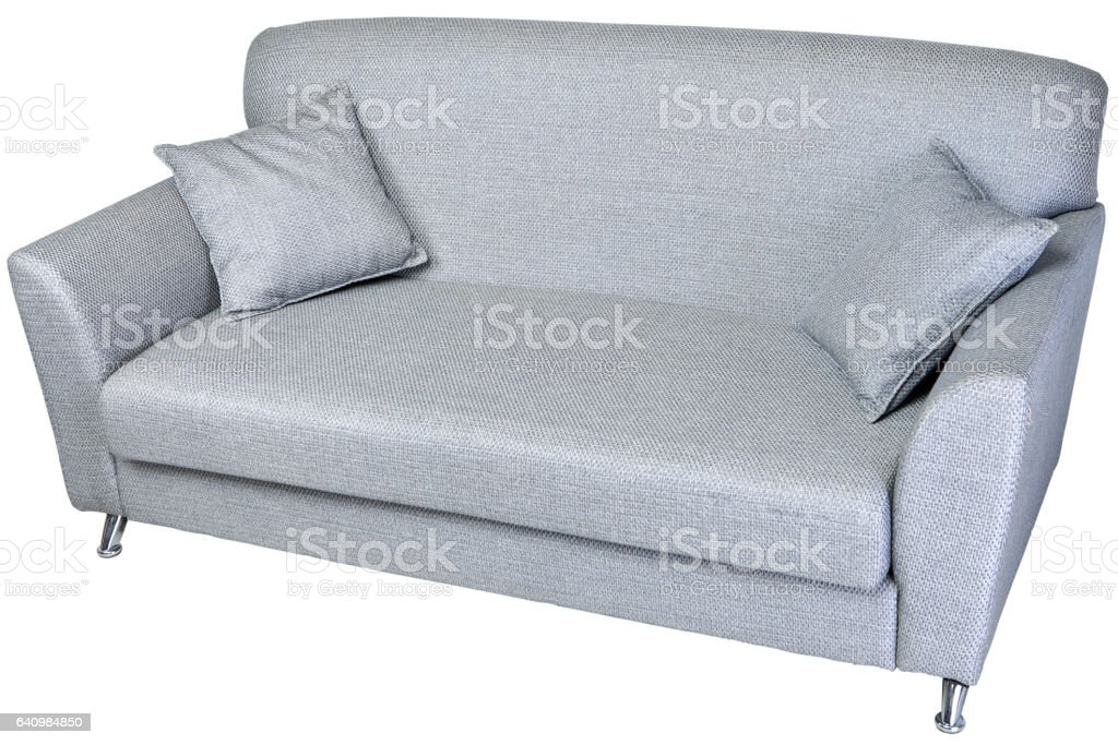 Pleasant 2 Seater Modern Sofa In Light Grey Fabric On Whaite Stock Alphanode Cool Chair Designs And Ideas Alphanodeonline