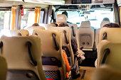 istock Seats inside the minivan 998049526