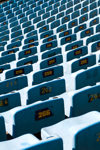 171581046 istock photo Seats 172766658