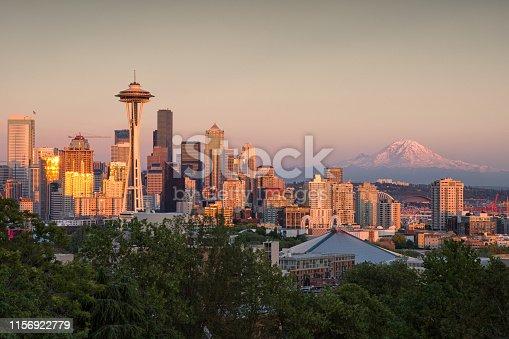 Summer Seattle, Washington