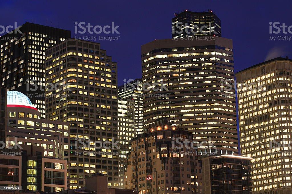 시애틀 건물 royalty-free 스톡 사진