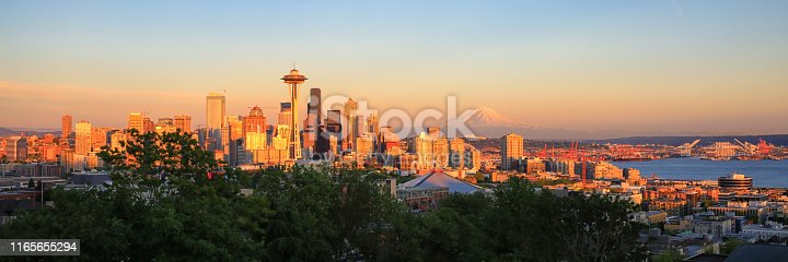 View from the Kerry Park