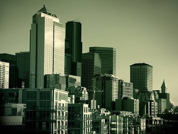 Seattle, die Emerald City – Foto