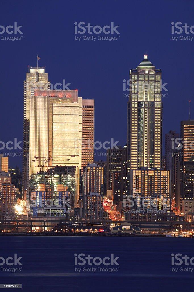 시애틀, WA royalty-free 스톡 사진